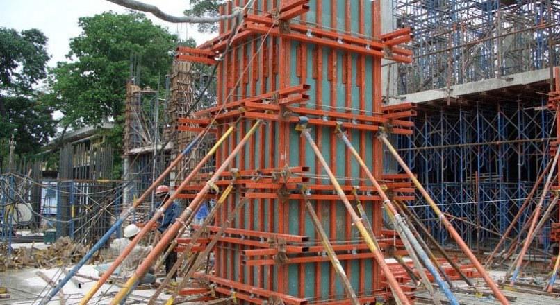 Concrete Formwork Loads and Pressure Calculations