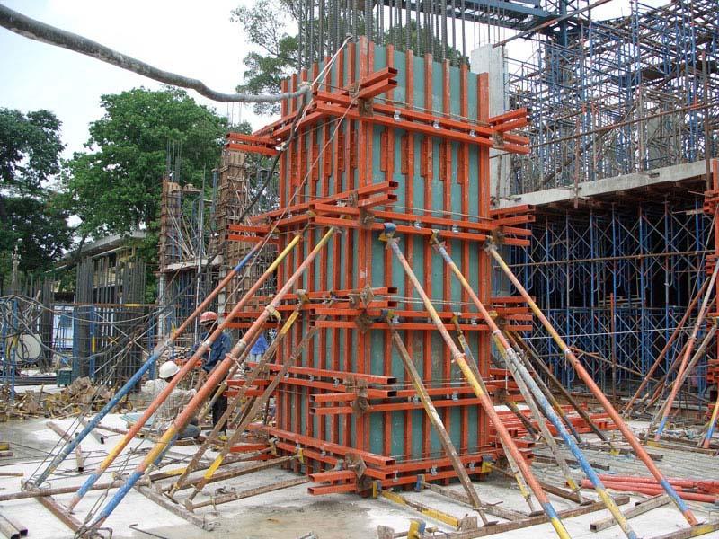concrete-formwork-loads-pressure-calculation