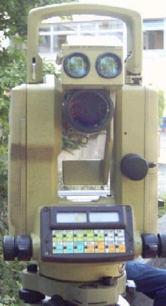 Electronic Distance Measurement Instrument - DISTOMAT DI 1000
