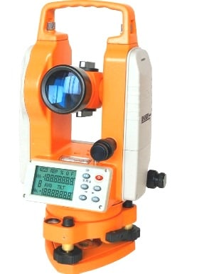 Special Surveying Instruments - Electronic Theodolites