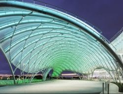 Applications and Properties of ETFE as a Building Material in Construction