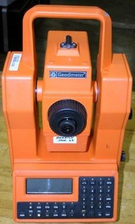 Light Wave Instruments - Geodimeter