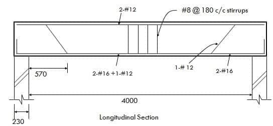 Tension and Compression Reinforcement in RCC Beams