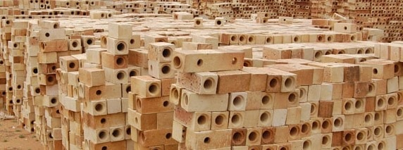 Refractoriness of Building Materials