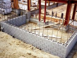 Tolerances and Workmanship for Reinforced Masonry Construction as per ACI
