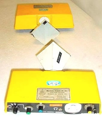 Microwave Instruments - Tellurometer