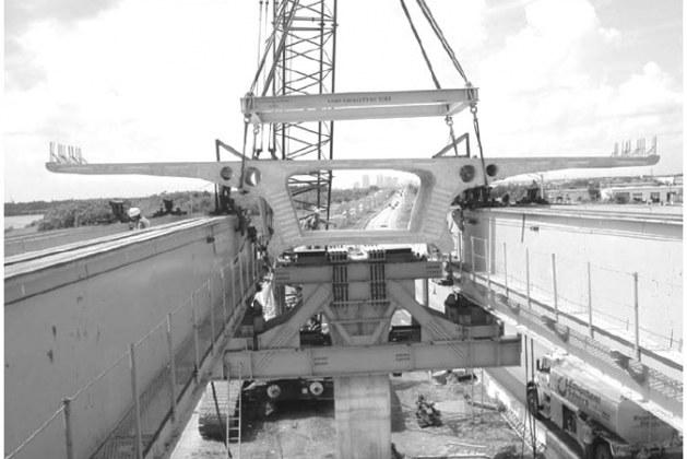 Prestressed Concrete Bridge Shapes for Aesthetic Construction