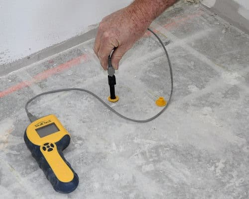Concrete In-Situ Tests