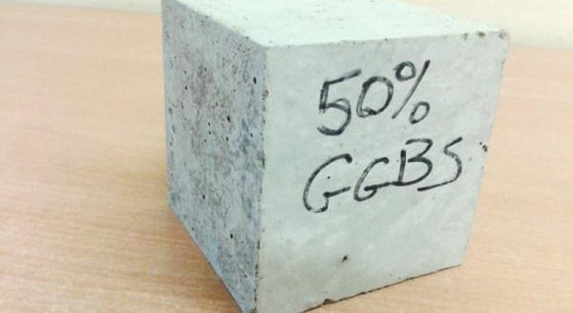 Ground Granulated Blast Furnace Slag in Concrete & its Advantages
