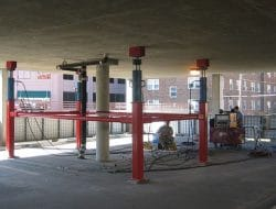 Planning In-Situ Testing of Concrete for Strength, Durability and Damages