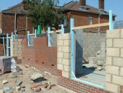 Types of Openings in Walls, its Parts and Types of Lintels and Arches for Openings