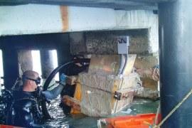 Methods and Procedure for Repair of Underwater Concrete Structures
