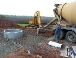 Durability of Ground Granulated Blast Furnace Slag GGBFS Concrete