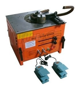 Electric Automatic Rebar Bending Machine