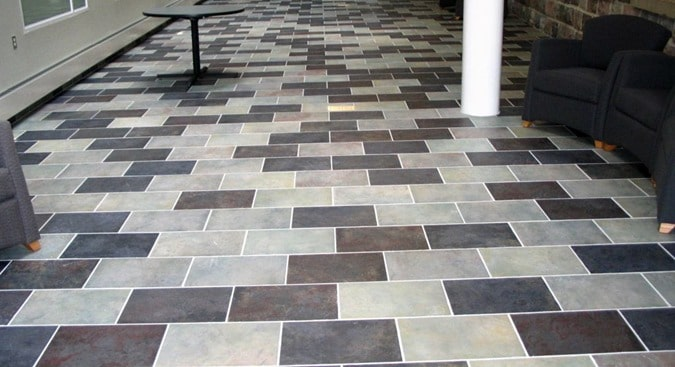 Types Of Tiles Glazed Ceramic Tile