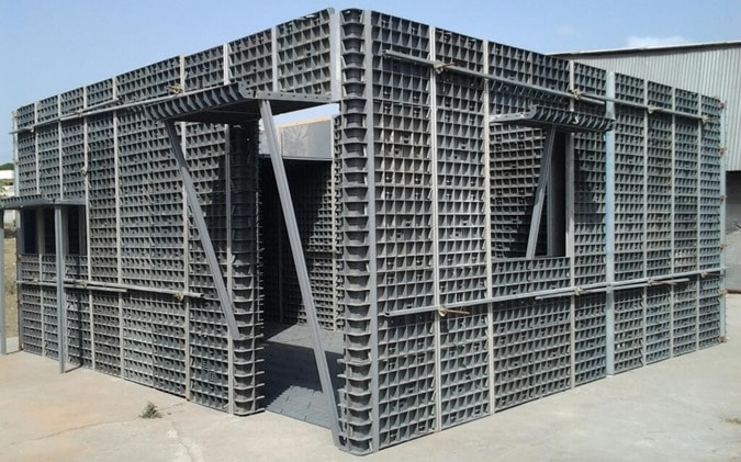 Plastic Formworks for Concrete Construction- Applications and Advantages