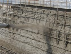 Process of Sprayed Concrete Mix -Methods, Equipments And Advantages