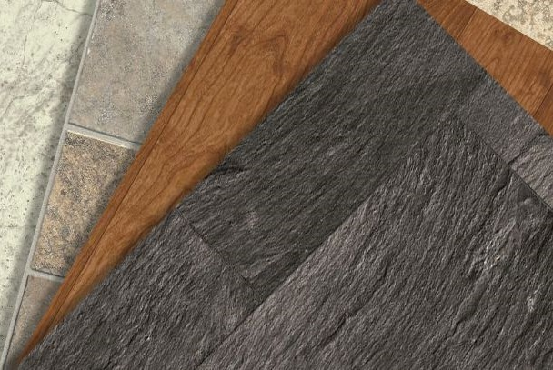 Resilient Flooring Types Of Resilient Flooring Used In