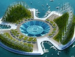 Artificial Island Construction Methods, Design and Advantages