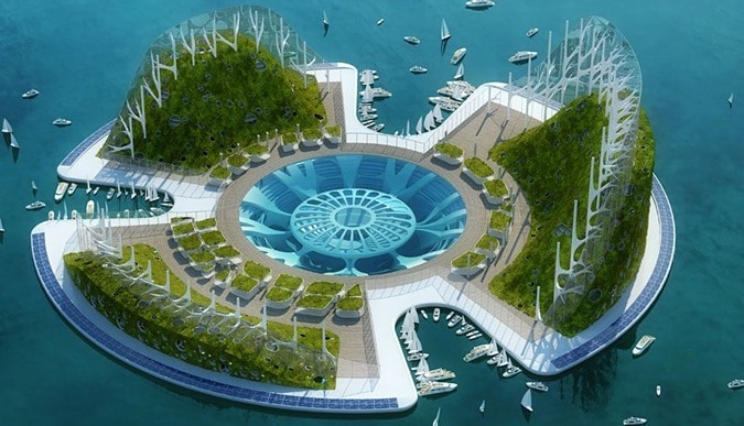 Artificial Island Construction Methods and Advantages