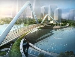 Cable Supported Bridge Conceptual Seismic Design and its Components