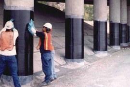 Design of FRP Axial Strengthening of RCC Columns -ACI 440.2R-08