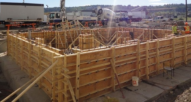 Different Types Of Shuttering Concrete Formwork Types Of