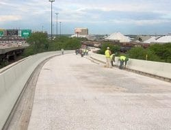 Hybrid Concrete Cement Overlay Over Bridge Decks – Causes of Failure