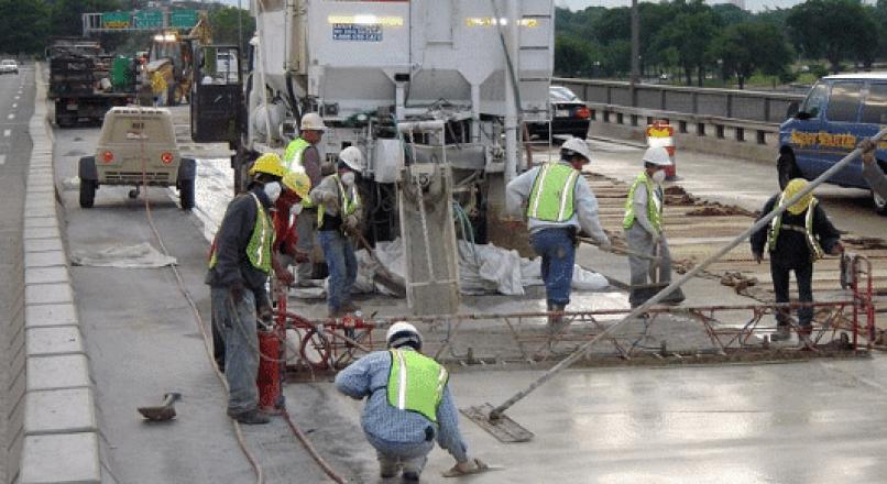 Overlay Concrete for Crack Repair in Concrete Structures