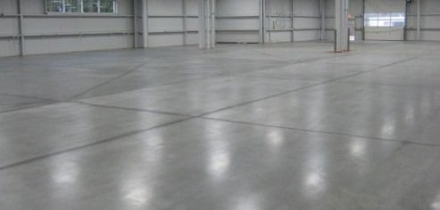 Types of Flooring Materials - Cement Concrete Flooring