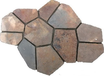 Flagstones Flooring Material