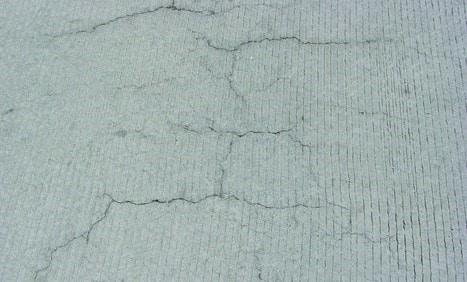 Plastic Shrinkage Cracks