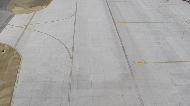 Airfield Apron