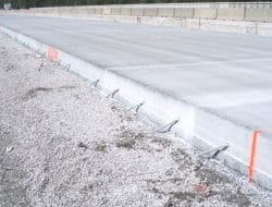 Types of Concrete Pavements -Their Construction Details and Applications