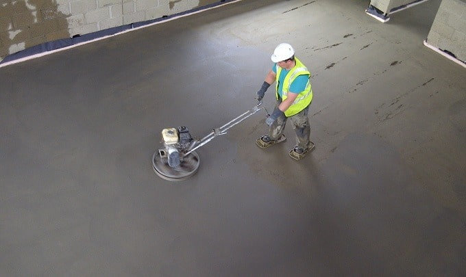 Screed in Concrete Construction