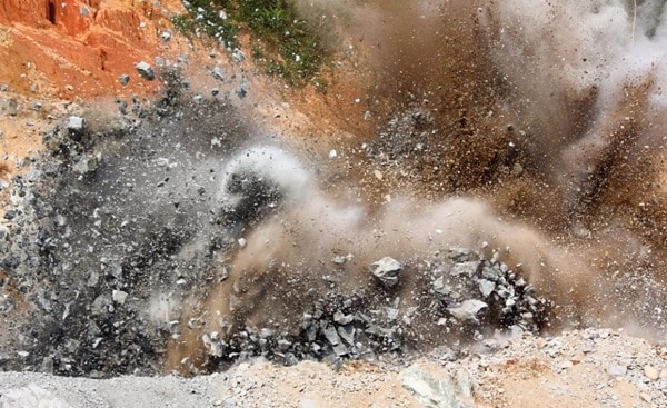 Blasting for Quarrying of Stones
