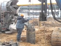 Cased Cast-in-Situ Concrete Piles – Types, Uses and Advantages