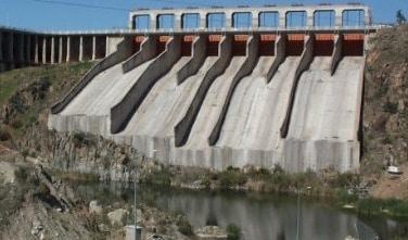 Deck Slab Buttress Dam