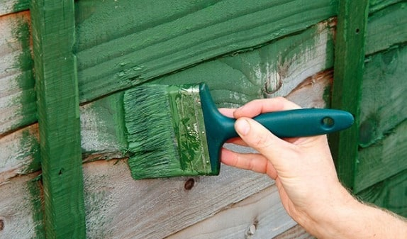 Solignum Paints for Preservation of Timber