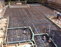 Construction of Slabs on Ground -Design Considerations Based on ACI and ASTM