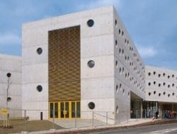 Architectural Cast-in-Place Concrete and its Mix, Features and Uses