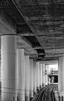 Steel Casing of Bridge Columns