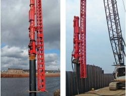 Types of Pile Driving Equipments -Applications, Advantages and Details