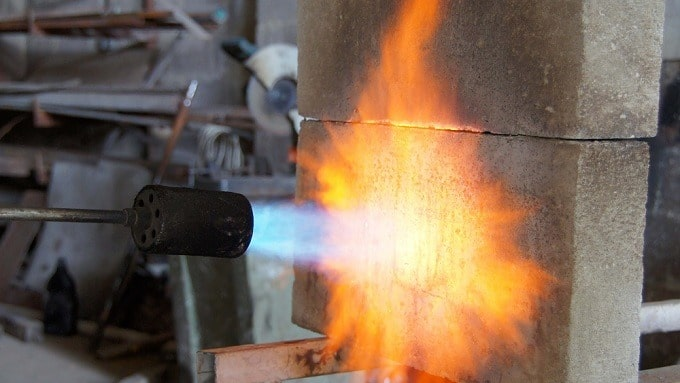 Fire Resistant Mortar : Fire resistance of concrete as a materials and structures
