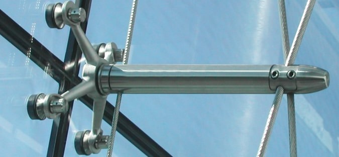 Point Supported Glass Systems