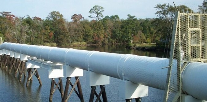 Construction Of Sewer Sanitary Pipe System Methods