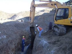 Backfilling of Sewer Sanitary Trench -Compaction and Equipments