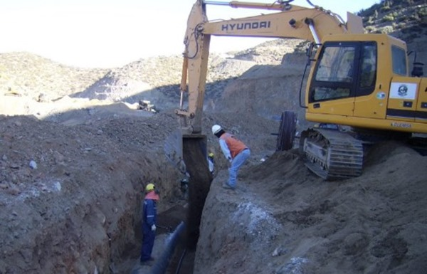 Backfilling of Sewer Sanitary Trench -Compaction, Equipments