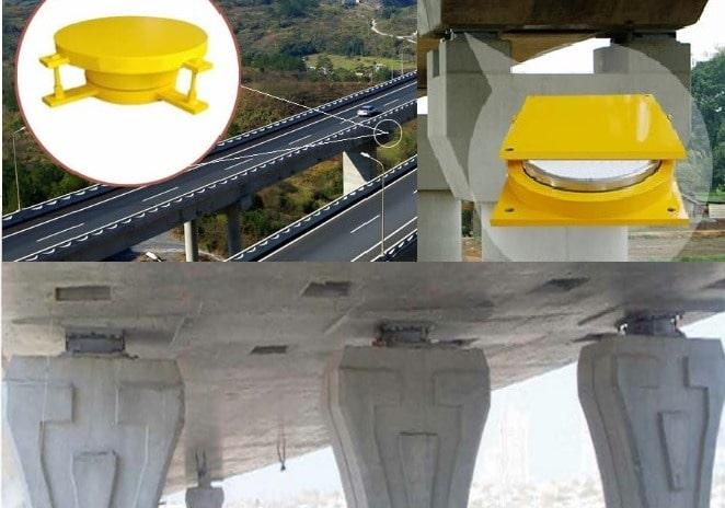 Types of Bridge Bearings
