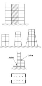 Structural Uniformity in Elevation and Plan